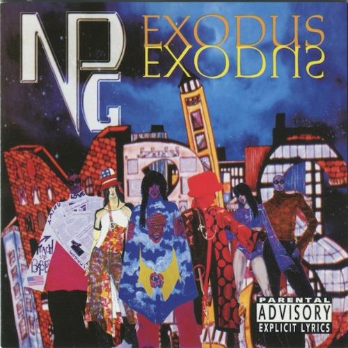 1995 – Exodus (E.P.)