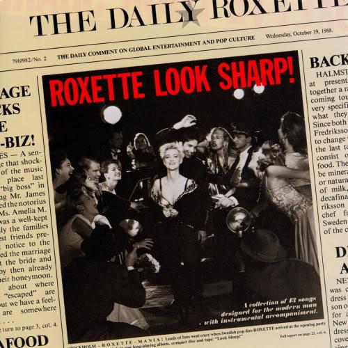 1988 – Look Sharp!
