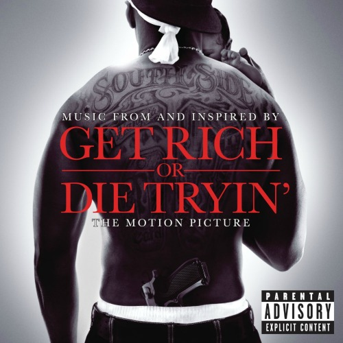 2005 – Get Rich or Die Tryin' soundtrack (with various artists) (O.S.T.)
