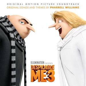 2017 – Despicable Me 3 (O.S.T.)