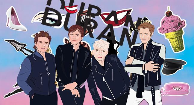 Discography & ID : Duran Duran