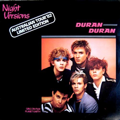 1982 – Night Versions (E.P.)