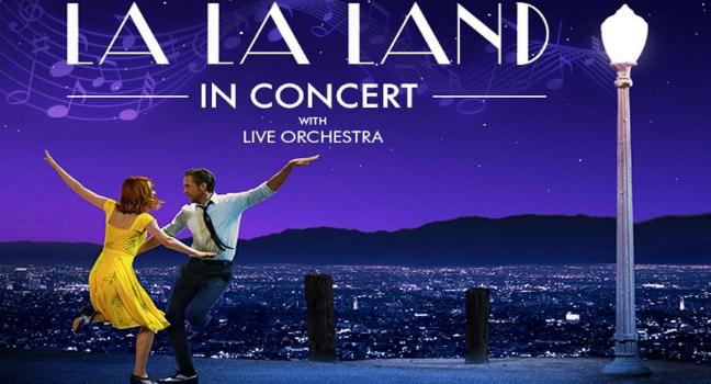 Μια κεφάτη, Live Jazz βραδιά αφιερωμένη στο LA LA LAND – Live In Concert