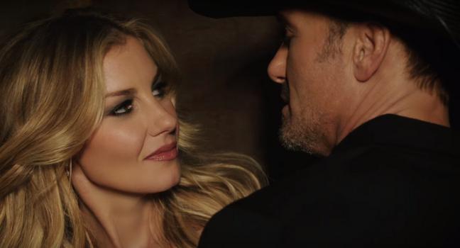 Νέο Video Clip | Tim McGraw & Faith Hill – Speak To A Girl