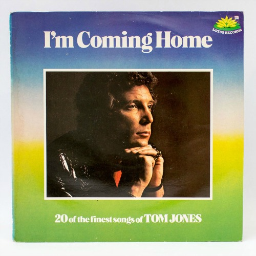 1978 – I'm Coming Home – 20 of the Finest Songs of Tom Jones (Compilation)