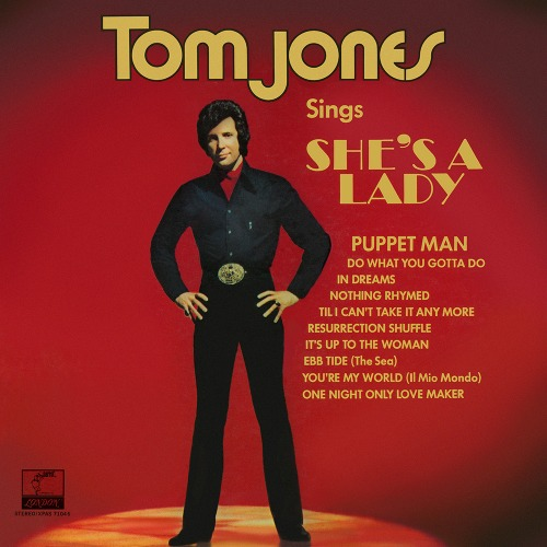 1971 – She's a Lady