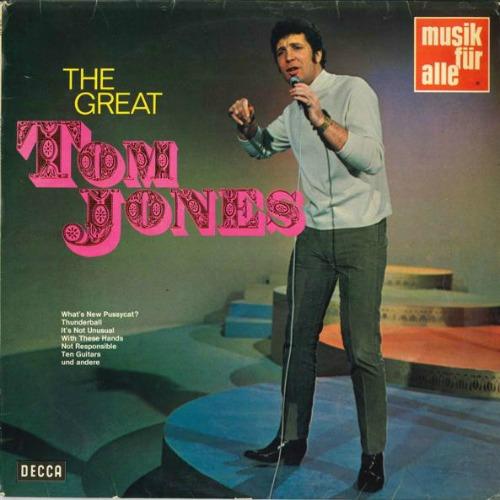 1968 – The Great Tom Jones (Compilation)
