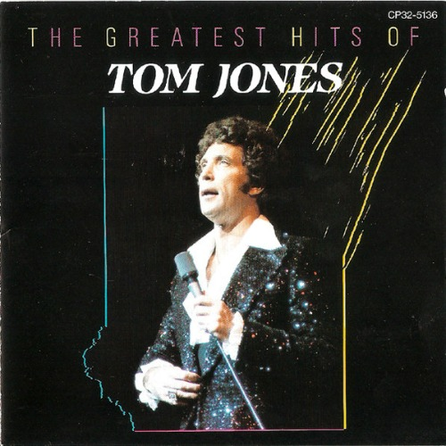 1987 – The Greatest Hits of Tom Jones (Compilation)