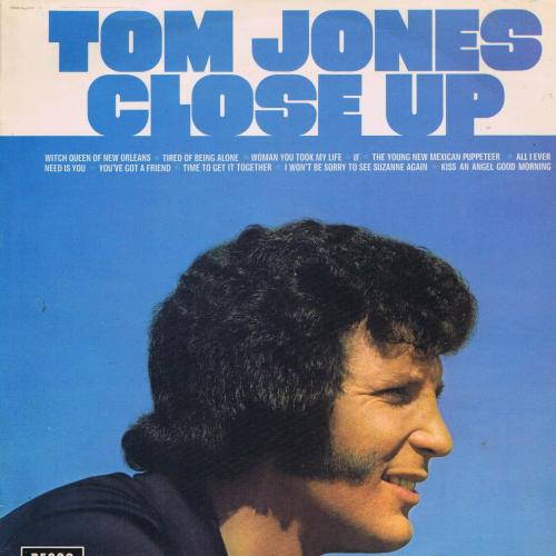 1972 – Tom Jones Close Up