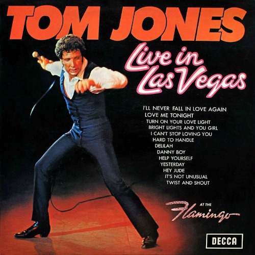 1969 – Tom Jones Live in Las Vegas (Live)