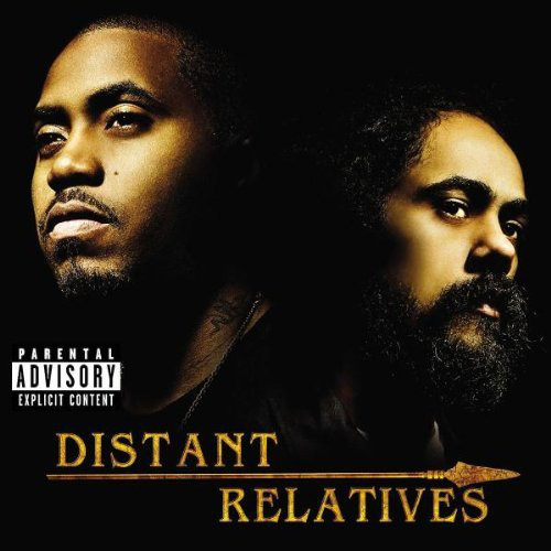 2010 – Distant Relatives (with Nas)