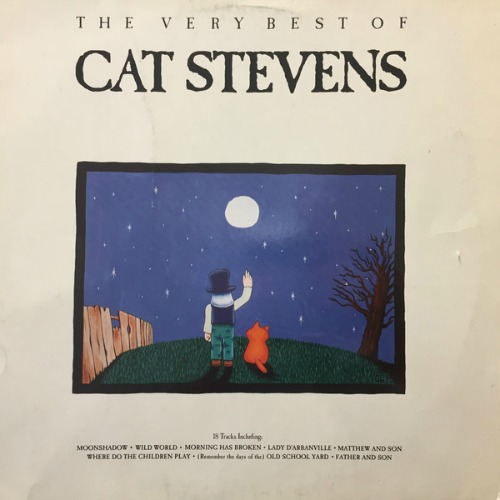 2000 – The Very Best of Cat Stevens (Compilation)