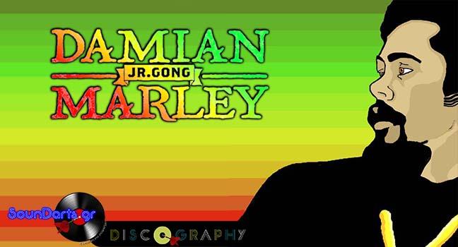 "Discography & ID : Damian ""Jr. Gong"" Marley"