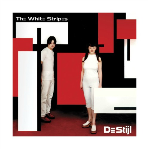 2000 – De Stijl (The White Stripes)
