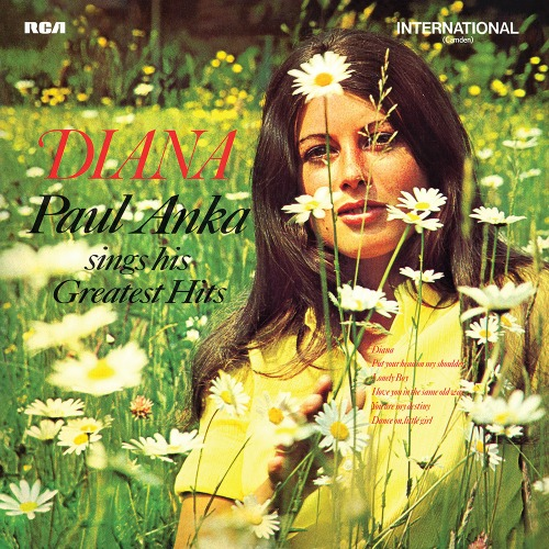 1969 – Diana: Paul Anka Sings His Greatest Hits (Compilation)