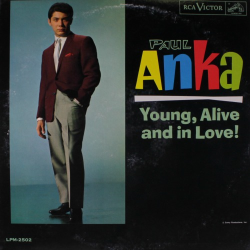 1962 – Young, Alive, and In Love!