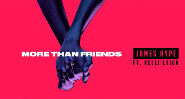 Νέα Διασκευή | James Hype Feat. Kelli-Leigh – More Than Friends