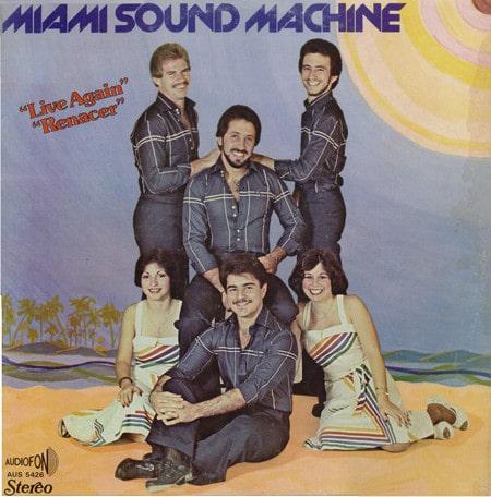 1977 – Live Again/Renacer (Miami Sound Machine)
