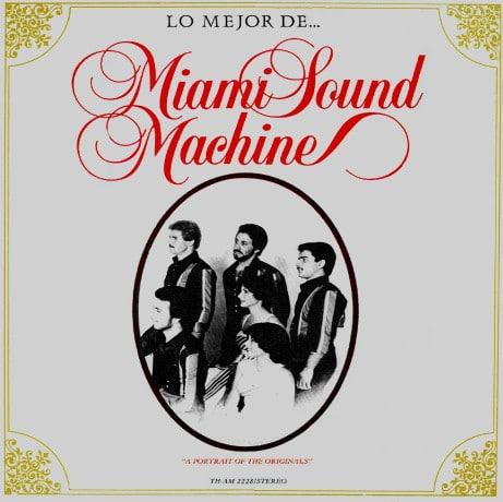 1983 – Lo Mejor De Miami Sound Machine (Miami Sound Machine/Compilation)
