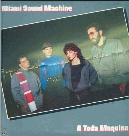1983 – A Toda Maquina (Miami Sound Machine)