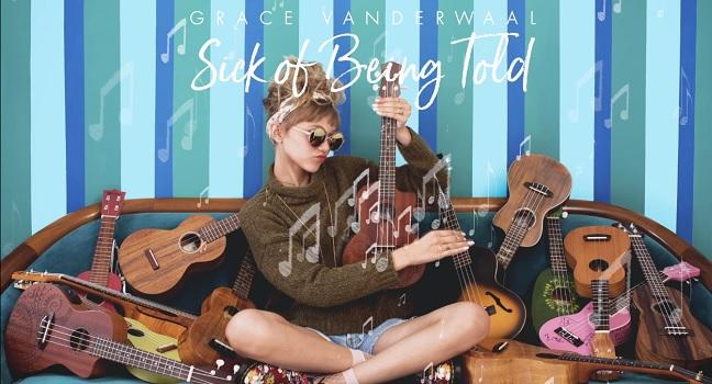 Νέο Τραγούδι | Grace VanderWaal – Sick Of Being Told