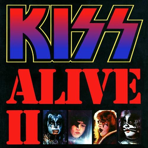 1977 – Alive II (Live)