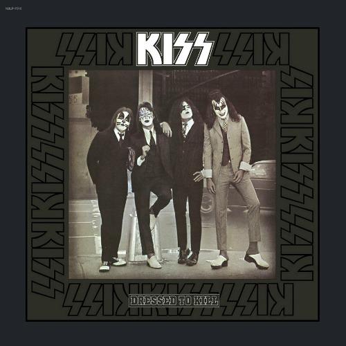 1975 – Dressed to Kill
