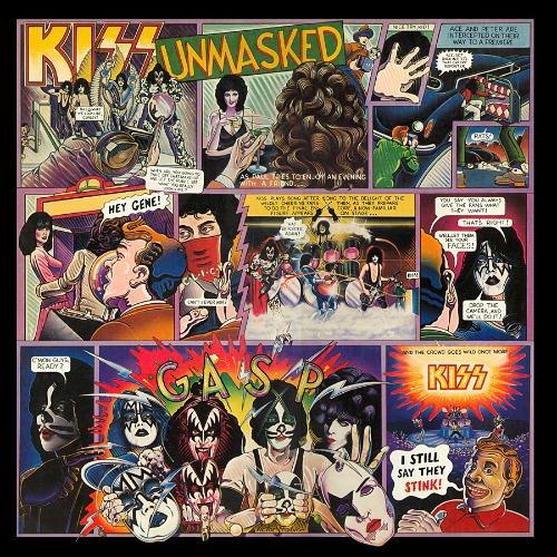 1980 – Unmasked