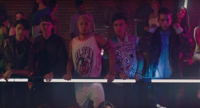 Νέο Video Clip | CNCO Feat. Little Mix – Reggaetón Lento