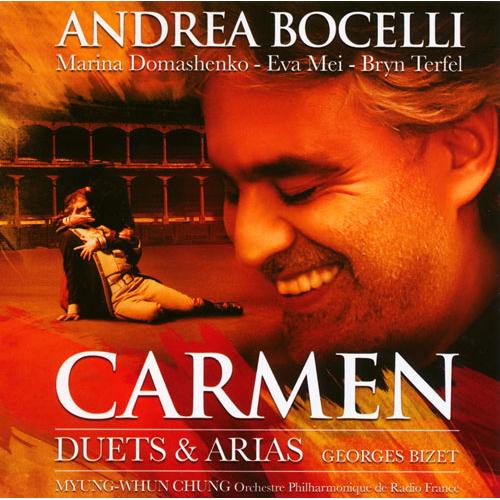 2010 – Carmen: Duets & Arias