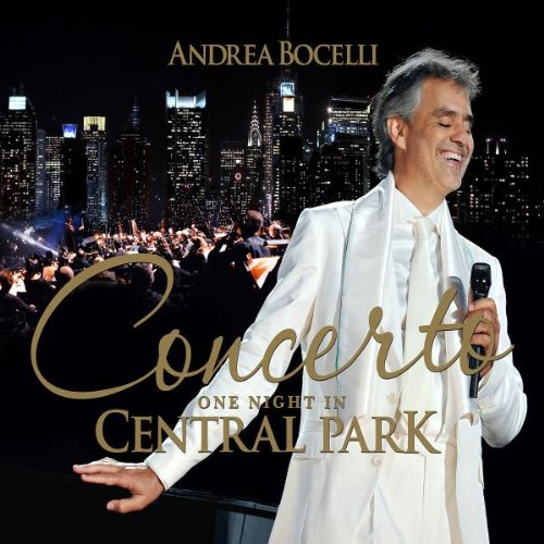 2011 – Concerto: One Night in Central Park (Live)