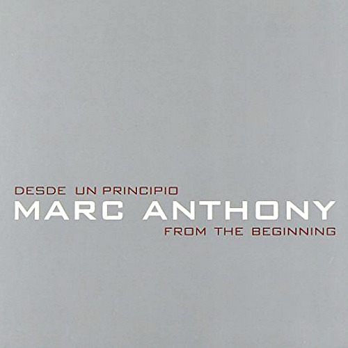 1999 – Desde un Principio: From the Beginning