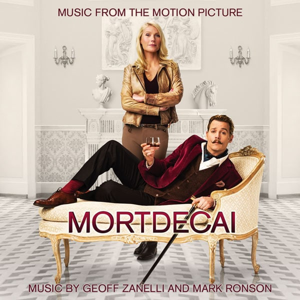 2015 – Mortdecai (O.S.T./with Geoff Zanelli)