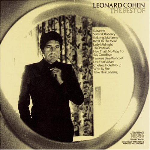 1975 – The Best of Leonard Cohen / Greatest Hits (Compilation)