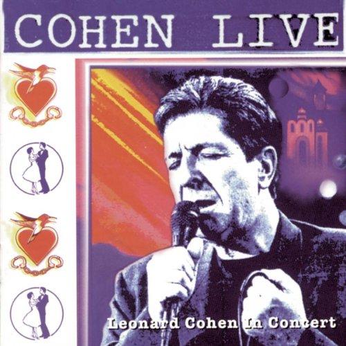 1994 – Cohen Live: Leonard Cohen in Concert (Live)