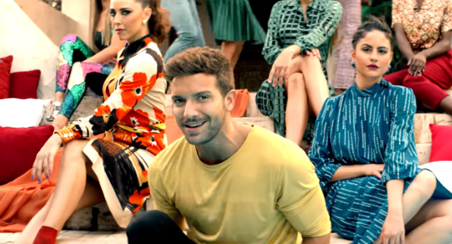 Νέο Video Clip | Pablo Alborán – No Vaya A Ser