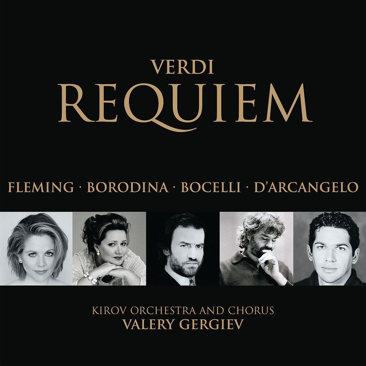 2001 – Verdi – Requiem