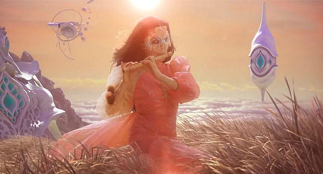 Νέο Video Clip | Björk – The Gate