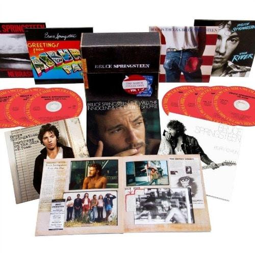 2014 – The Album Collection Vol. 1 1973–1984 (Box Set)