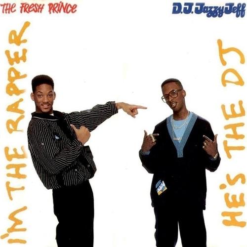 1988 – He's the DJ, I'm the Rapper (DJ Jazzy Jeff & The Fresh Prince)