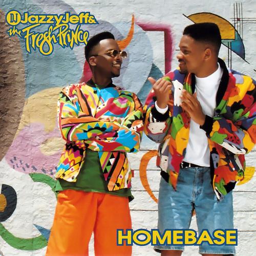 1991 – Homebase (DJ Jazzy Jeff & The Fresh Prince)