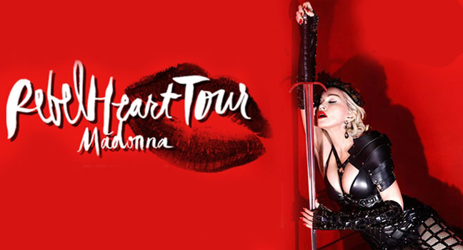 Νέο Live Album & DVD | Madonna – Rebel Heart Tour