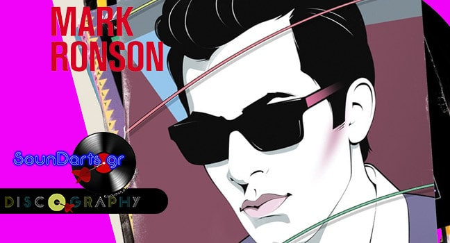 Discography & ID : Mark Ronson
