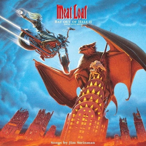 1993 – Bat Out of Hell II: Back into Hell