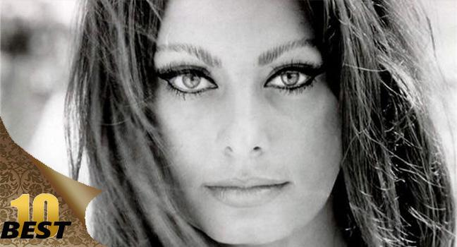 Best 10 | 10 αγαπημένα τραγούδια από τη Sophia Loren!