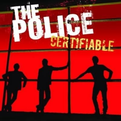 2008 – Certifiable: Live in Buenos Aires (The Police) (Live)