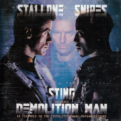 1993 – Demolition Man (E.P.)