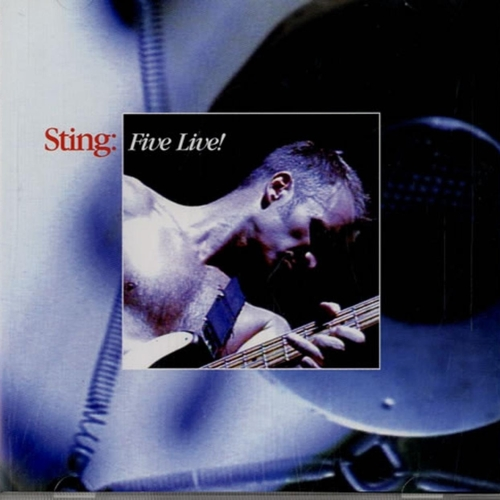 1994 – Five Live (E.P.)