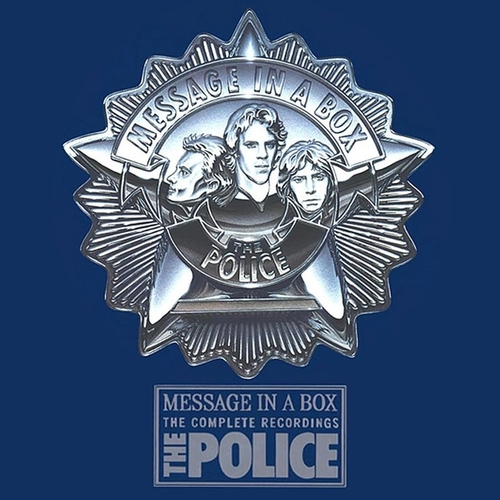 1993 – Message in a Box: The Complete Recordings (The Police) (Box Set)