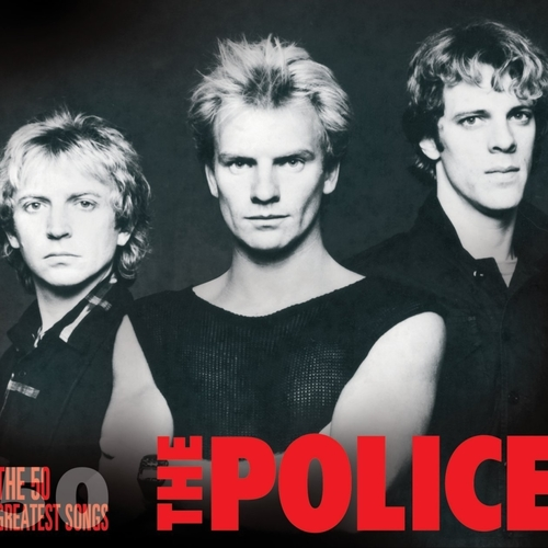 2009 – The 50 Greatest Songs (The Police) (Compilation)